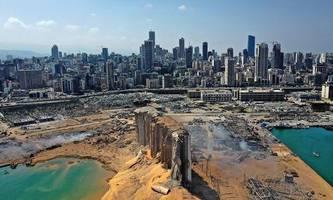 Inferno in Beirut: Todesstoß für einen gescheiterten Staat? [premium]