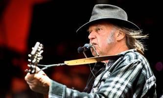 Neil Young verklagt Trump-Team wegen Verwendung seiner Songs