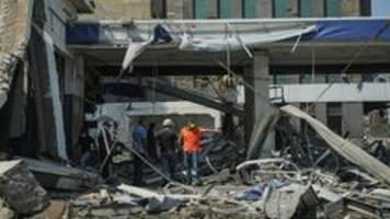 Beirut: Eine verwüstete Stadt unter Schock