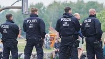 Berliner Polizei: Kontrolle der Verfassungstreue