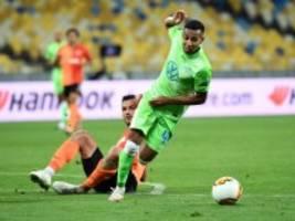 Europa League: Wolfsburg scheitert glanzlos im Achtelfinale