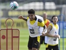 Sancho bei Borussia Dortmund: Es hat nie ein Angebot für Jadon gegeben