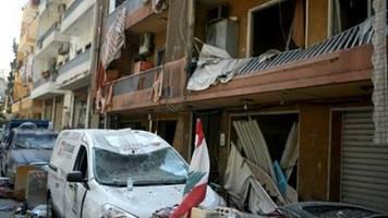 Deutsche Botschaftsmitarbeiterin durch Explosion in Beirut getötet