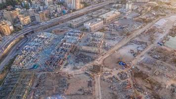 Katastrophe in Beirut : Die Explosion könnte dem Libanon den Todesstoß versetzen