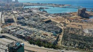 Von der Leyen sichert dem Libanon Soforthilfen in Höhe von 33 Millionen Euro zu