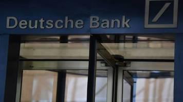 Bericht: Deutsche Bank übermittelte schon 2019 Trump-Dokumente an US-Justiz