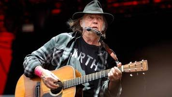 Lookin' for a Leader 2020: Dieser Neil-Young-Song wird garantiert nicht im Trump-Wahlkampf benutzt