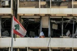 Bundeswehr hilft: Deutsche Diplomatin bei Explosion in Beirut getötet