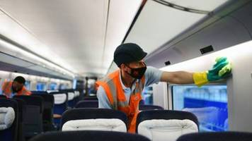 Deutsche Bahn begrüßt Pläne der Länder zu härteren Strafen für Maskenverweigerer