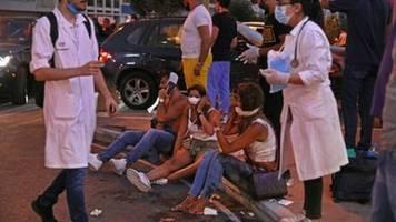 Bericht: Laschet bietet Aufnahme von Verletzten aus Beirut in NRW an