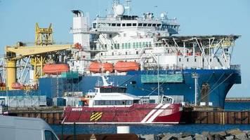 Streit um Erdgas-Projekt: US-Senatoren drohen Fährhafen Sassnitz wegen Nord Stream 2