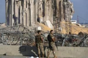 Einschaltquoten: Brennpunkt zu Beirut besonders stark