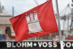Gesundheit: Werkarbeiter als Corona-Ursache bei Blohm+Voss vermutet