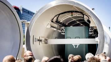 Hyperloop: Schneller als Elon Musk