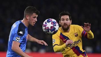 Champions League - Ex-RB-Kicker Demme vor Rückspiel bei Barça: 50:50-Chance