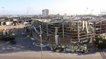 Explosion in Beirut – THW schickt Einsatzkräfte in den Libanon