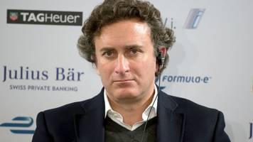 Formel-E-Chef Agag positiv auf Covid-19 getestet