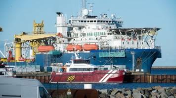 Schwerwiegende Maßnahmen: US-Senatoren drohen Fährhafen Sassnitz wegen Nord Stream 2