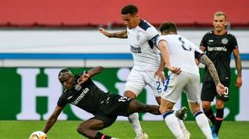 Sieg gegen Glasgow: Bayer im Europa-League-Viertelfinale