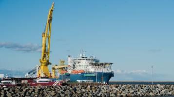 Nord Stream 2: US-Politiker drohen deutschem Hafen mit schweren Sanktionen