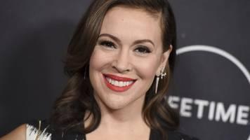 Schauspielerin war infiziert - Alyssa Milano zu Covid-19: Ich dachte,  ich würde sterben