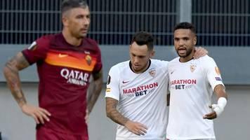 Europa League: FC Sevilla und Wolverhampton im Viertelfinale