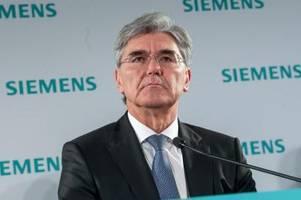 Quartalszahlen: Wie Siemens der Krise trotzt – noch