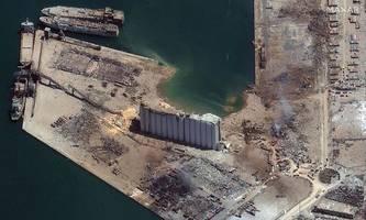 Wie das Ammoniumnitrat in das Lager im Hafen von Beirut kam