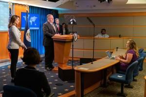 prag erste station: us-außenminister pompeo nächste woche auf europa-reise