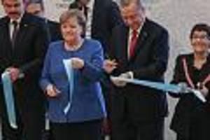 """Gastbeitrag von Ronald Meinardus - Merkel vermittelt: """"Mutter aller Konflikte"""" steht zwischen Erdogan und Griechenland"""