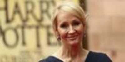 ''Harry Potter''-Autorin muss um neues Buch bangen