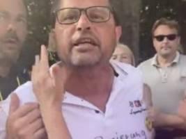 Dunja Hayali über Anti-Corona-Demo: Zurück bleibt der Eindruck von Wut