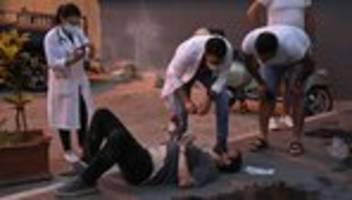 Arzt in Beirut: Dann brach die Hölle über uns herein