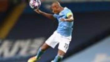Champions League: Manchester City und Olympique Lyon ziehen ins Viertelfinale ein