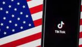 USA: Donald Trump verbietet Geschäfte mit TikTok und WeChat