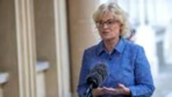 Corona-Krise: Bundesjustizministerin will Insolvenzantragspflicht länger aussetzen