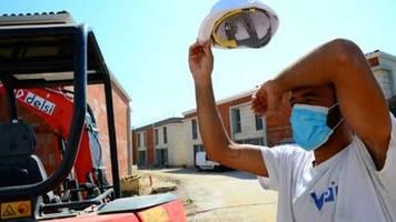 Französische Regierung ruft zu Einhaltung der Maskenpflicht auch bei Hitze auf