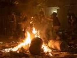 Nach Explosion in Beirut Proteste gegen Regierung