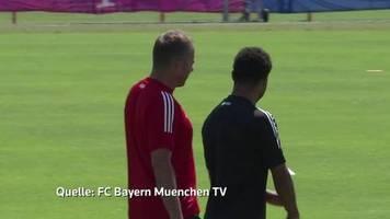 Video: Die Bayern sind bereit für die Champions League
