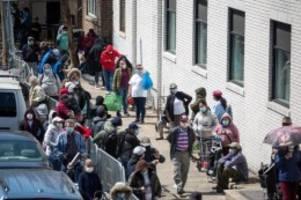 Corona-Krise lähmt: US-Regierung gibt Arbeitslosenquote für Juli bekannt