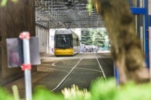 stadtentwicklung: sieben standorte für neues tram-depot in pankow zur wahl