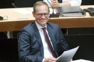 Parteien: Müller signalisiert Interesse an Bundestagskandidatur