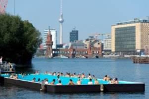 Wetter: Deutscher Wetterdienst warnt vor Hitze in Berlin