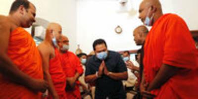parlamentswahl in sri lanka: rajapaksa-clan gewinnt
