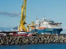 Nord Stream 2: Neue US-Sanktionen zielen auf Fährhafen Sassnitz
