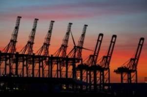 juni-zahlen machen hoffnung: export bricht im ersten halbjahr ein