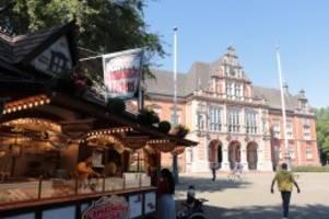 Harburg: Sondergenehmigung für Schausteller – eine Lösung auf Zeit