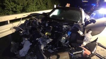 84-jähriger geisterfahrer auf der a14 bei magdeburg: tote und verletzte
