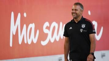 Champions League - Bayern-Coach Flick: Gedanken an Titel zu früh