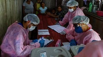 Brasiliens Ureinwohner kämpfen mit dem Coronavirus: Unser Volk stirbt